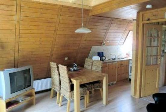 Holiday house in Clausthal-Zellerfeld, Niedersachsen - Example photo of the dining area