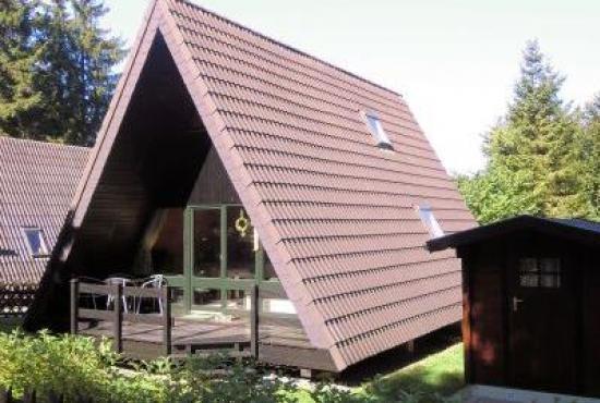 Ferienhaus in  Clausthal-Zellerfeld, Niedersachsen - Beispielfoto Haus