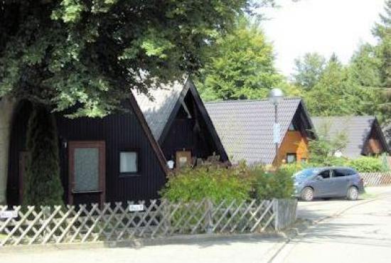 Ferienhaus in  Clausthal-Zellerfeld, Niedersachsen - Das Grundstück