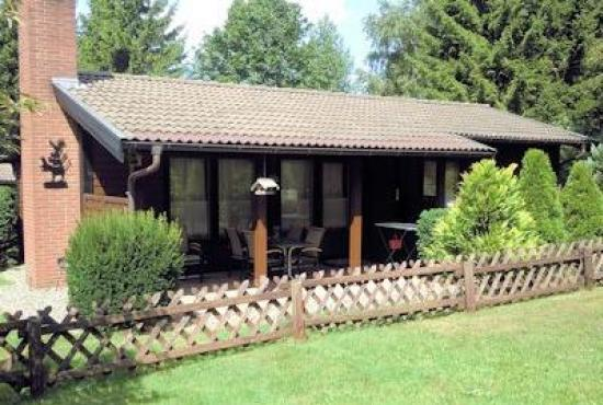 Holiday house in Clausthal-Zellerfeld, Niedersachsen - Photo example of the hause