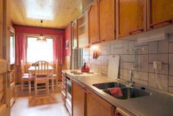 Casa vacanza in Clausthal-Zellerfeld, Niedersachsen - Foto esemplare della cucina