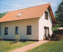 Ferienhaus in Floh-Seligenthal, in Thuringen.