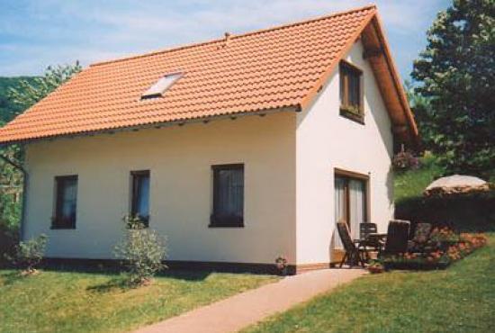 Vakantiehuis in Floh-Seligenthal, Thuringen - Het huis