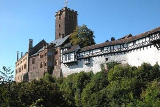 Vakantiehuis in Floh-Seligenthal, Thuringen - Wartburg