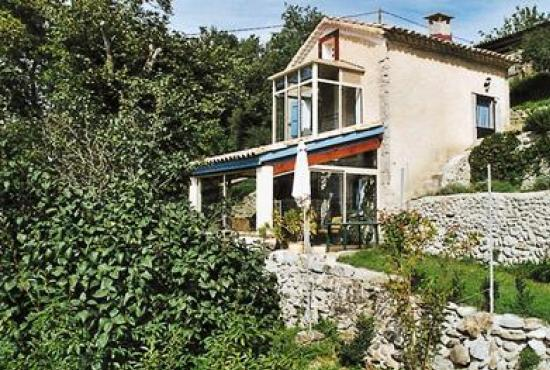 Location de vacances en Sisteron, Provence-Côte d'Azur - Côté de la maison