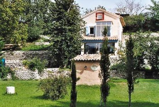 Location de vacances en Sisteron, Provence-Côte d'Azur - Façade de la maison