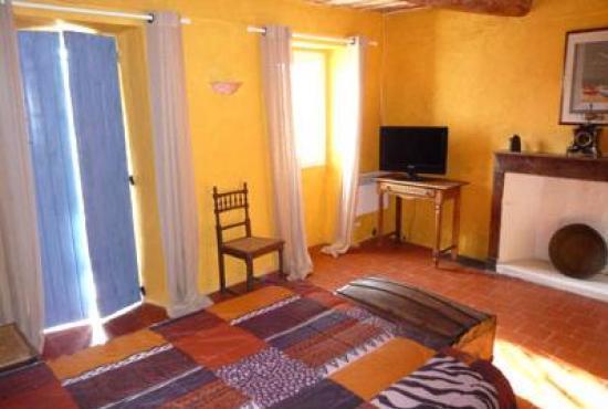 Location de vacances en Sisteron, Provence-Côte d'Azur - Chambre