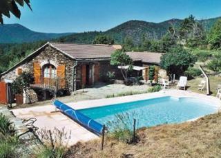 Vakantiehuis met zwembad in Provence-Côte d'Azur in Malbosc/Fabre (Frankrijk)