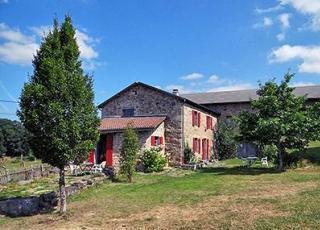 Vakantiehuis in Saint-André-en-Vivarais, in Provence-Côte d'Azur.
