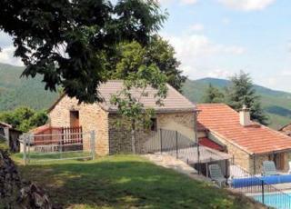 Vakantiehuis in Chabannes met zwembad, in Provence-Côte d'Azur.