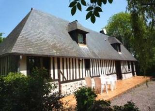 Vakantiehuis in Normandië in Genneville (Frankrijk)
