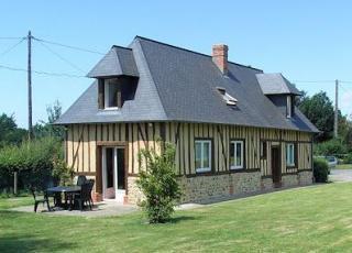 Vakantiehuis in Ablon, in Normandië.