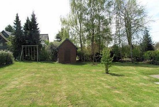Holiday house in Ablon, Normandy - Garden