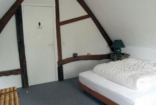 Vakantiehuis in Ablon, Normandië - Slaapkamer