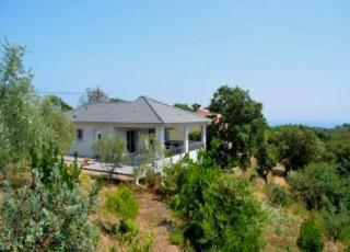 Vakantiehuis in Cervione aan zee, in Corsica