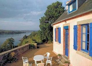 Vakantiehuis in Lancerf, in Bretagne.
