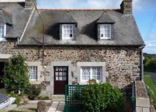 Vakantiehuis in Trégomeur, in Bretagne.