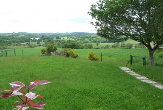 Holiday house in Naillat, Dordogne-Limousin - View from the grounds