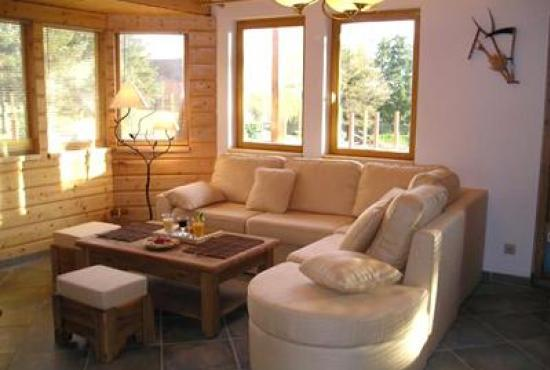 Holiday house in Naillat, Dordogne-Limousin - Livingroom
