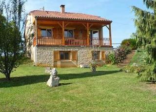 Vakantiehuis met zwembad in Dordogne-Limousin in Daglan (Frankrijk)