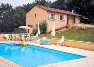 Vakantiehuis met zwembad in Dordogne-Limousin in Cénac (Frankrijk)