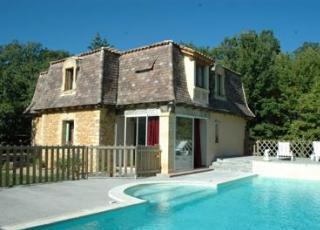 Villa met zwembad in Dordogne-Limousin in Carlux (Frankrijk)