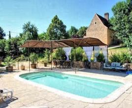 Vakantiehuis met zwembad in Dordogne-Limousin in Les Eyzies (Frankrijk)