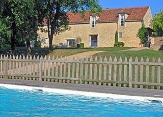 Vakantiehuis met zwembad in Dordogne-Limousin in Florimont-Gaumier (Frankrijk)