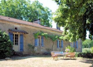 Vakantiehuis in Dordogne-Limousin in Saint-Amand-de-Vergt (Frankrijk)