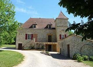 Ferienhaus in Salviac mit Pool, in Dordogne-Limousin.