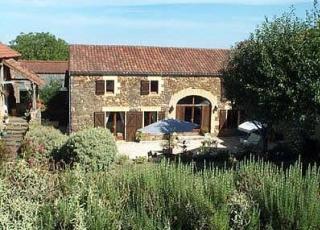 Vakantiehuis met zwembad in Dordogne-Limousin in Saint-Laurent-la-Vallée (Frankrijk)