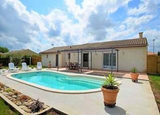 Vakantiehuis in Bergerac met zwembad, in Dordogne-Limousin.