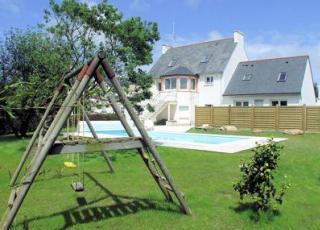 Vakantiehuis met zwembad in Bretagne in Kerlouan (Frankrijk)