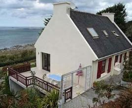 Holiday house in Brittany in Plouguerneau (France)