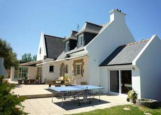 Villa with pool in Brittany in Penmarch (France)