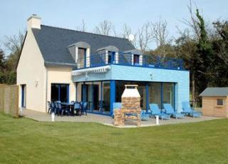 Villa met zwembad in Bretagne in Moëlan-sur-Mer (Frankrijk)