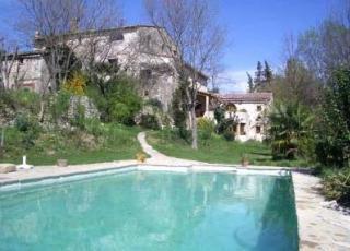 Villa met zwembad in Languedoc-Roussillon in Les Mazes (Frankrijk)