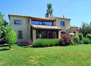 Vakantiehuis met zwembad in Languedoc-Roussillon in Castillon-du-Gard (Frankrijk)