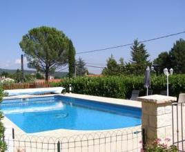Location de vacances avec piscine en Languedoc-Roussillon en Sénéchas (France)