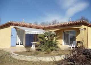 Vakantiehuis in Boisset-et-Gaujac, in Languedoc-Roussillon.