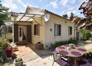 Vakantiehuis in Languedoc-Roussillon in Chamborigaud (Frankrijk)