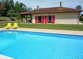Vakantiehuis in Larée met zwembad, in Midi-Pyrénées.
