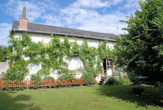 Ferienhaus in  Luzillé, Centre - Das Haus