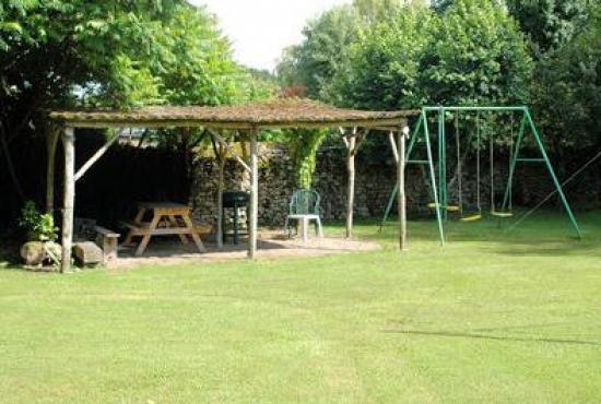 Ferienhaus in  Luzillé, Centre - Garten