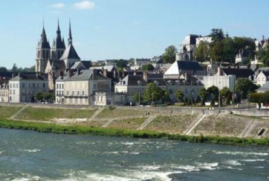 Vakantiehuis in Luzillé, Centre - Blois