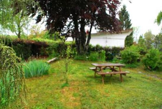Location de vacances en Doucier, Franche-Comté - Jardin
