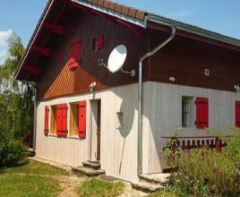 Vakantiehuis in Doucier, in Franche-Comté.