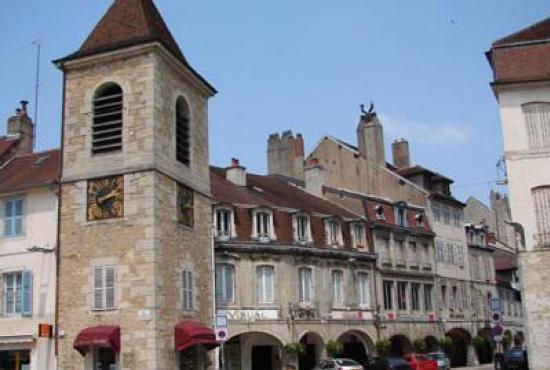 Ferienhaus in  Doucier, Franche-Comté - Lons-le-Saunier