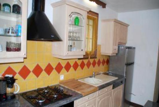 Ferienhaus in  Doucier, Franche-Comté - Küche