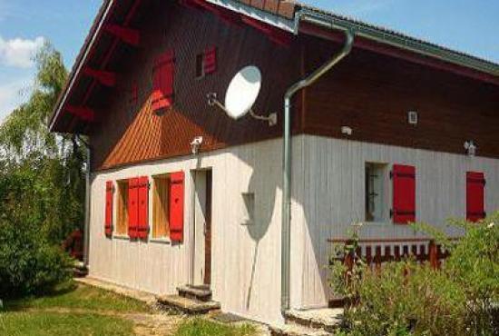 Casa vacanza in Doucier, Franche-Comté - Lo chalet
